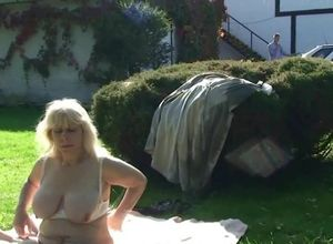 Big-titted blond mommy in law rails..