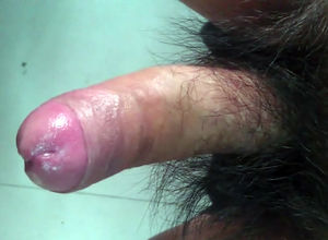 Asian stud  herself lollipop in condom..