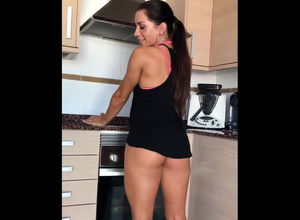 Awesome wives butt so  and pretty)