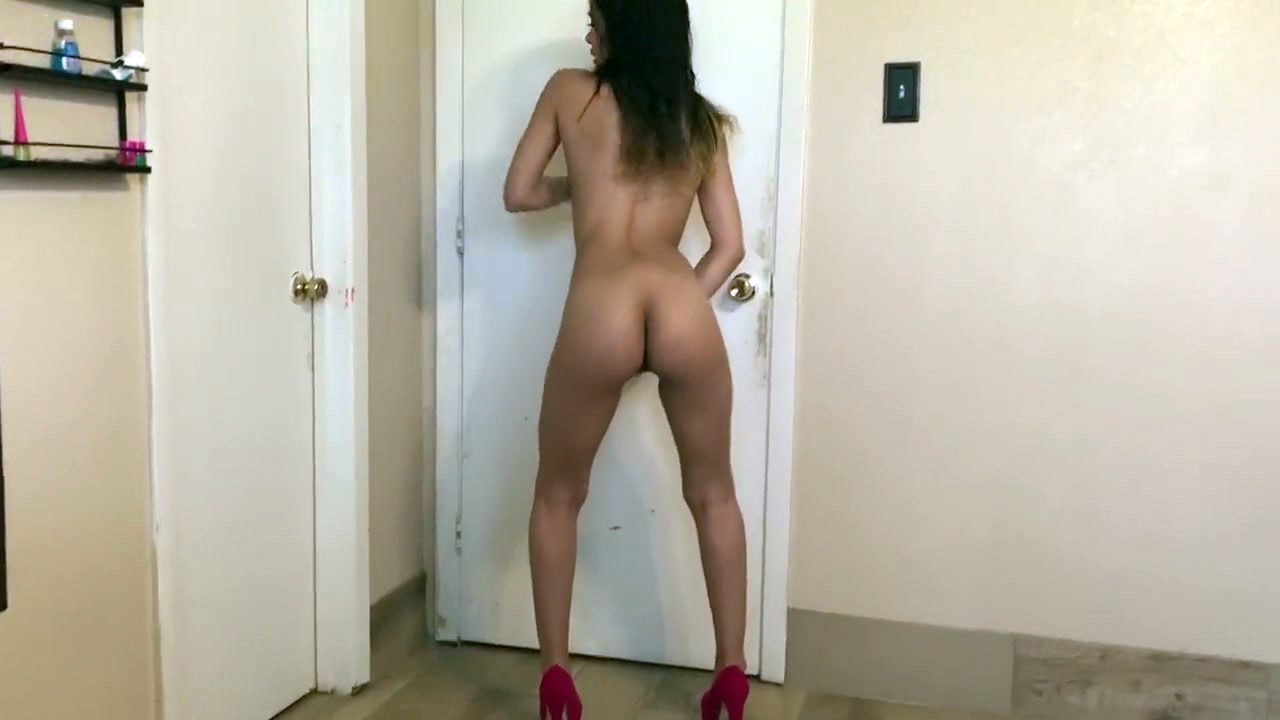 Nude latina breezy railing fuck stick..